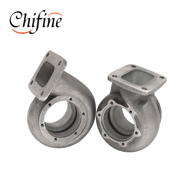 Custom Iron Sand Casting Products for Pump Parts With CNC Machining