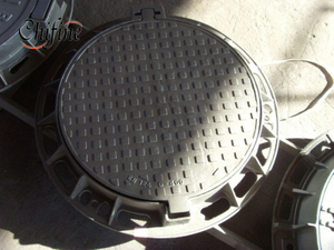 Municipal Machinery Part-Manhole Cover