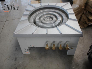 CF985 Custom Range Burner Cast Iron Burner Gas Stove