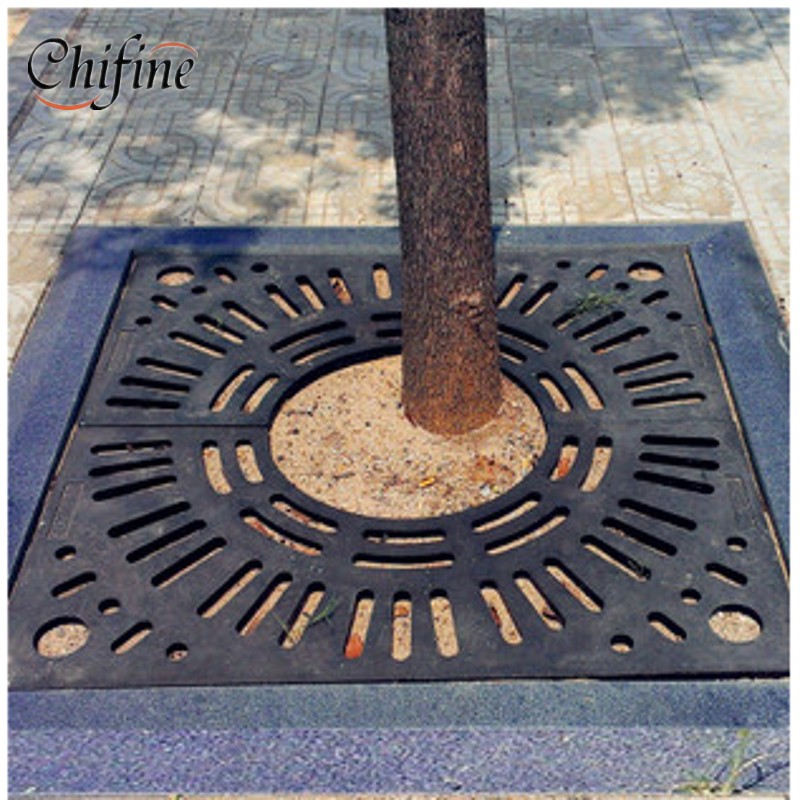 Municipal Machinery Part-Tree Grate