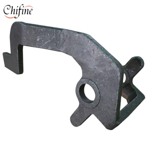 Carbon Steel Mining Machinery Spare Part with Sand Blasting
